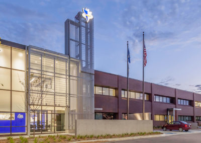 Bellevue Public Safety Facility
