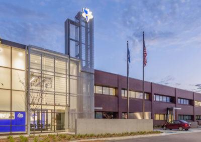 Bellevue Public Safety Facility