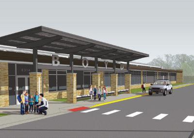 Omaha Public Schools Boyd Elementary School