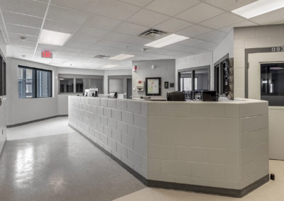 Thurston County Law Enforcement Center