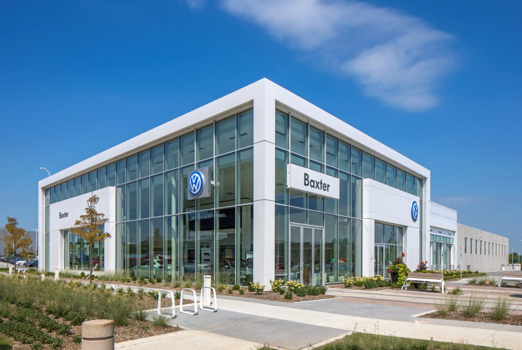 Baxter Auto Omaha >> Baxter Volkswagen | Carlson West Povondra Architects