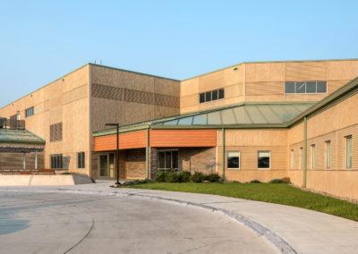 Community Corrections Center – Lincoln, Women's Housing & Visitation Center